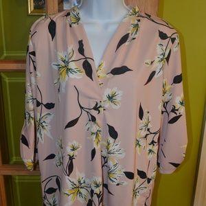 lp, Ann Taylor blouse,